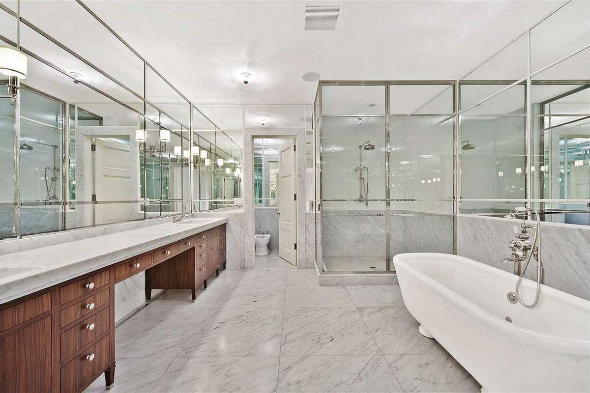Top Galleria Bathroom Marmi di Carrara MH84