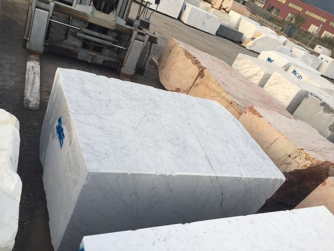 Bianco Carrara Sample