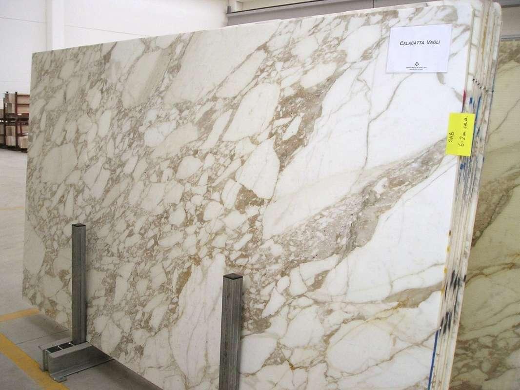 Warehouse Marmo Calacatta Vagli Oro Marmi Di Carrara