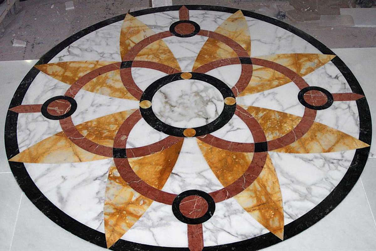marble floor inlays_004